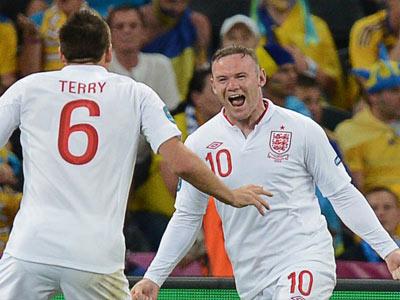 Rooney buscara romper la muralla azzurra para meter a Inglaterra a 'semis'